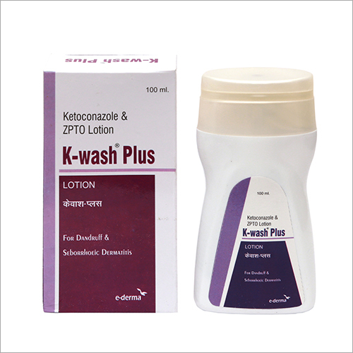 Ketoconazole And ZPTO Lotion