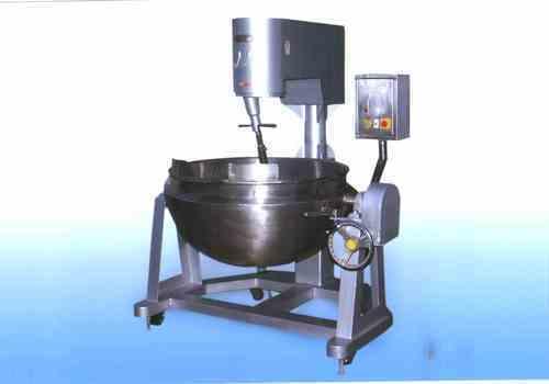 Cooking Mixer Machine ( Steam Version )