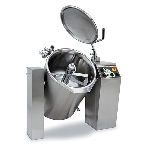 Industrial Cooking Kettle Machine