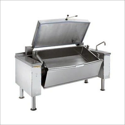 Tilting Braising Pan Machine