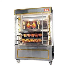 Chicken Griller Machine