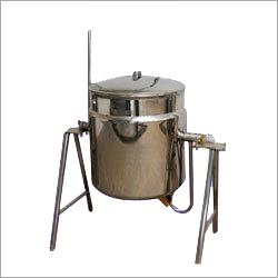 Rice Steam Vessels