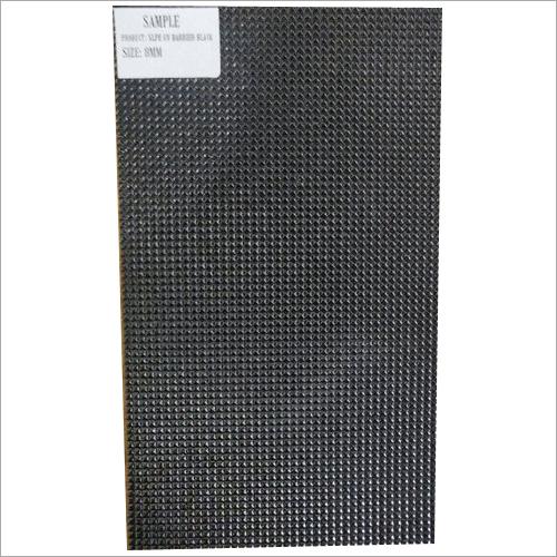 XLPE UV Black Foil