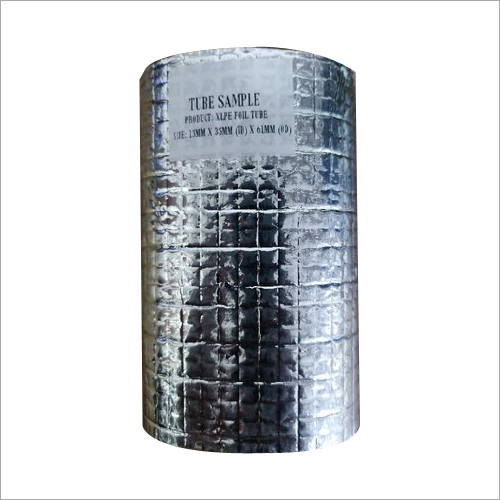 XLPE Metpet Foil Tube