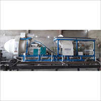 Fully Automatic Mobile Concrete Batching Plant VK520