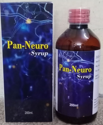 Pan-Neuro syrup