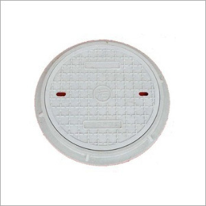 SFRC Manhole Cover with Frame