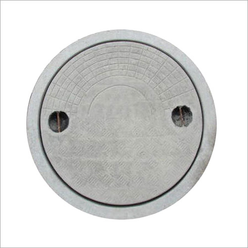 RCC Manhole Cover with Frame