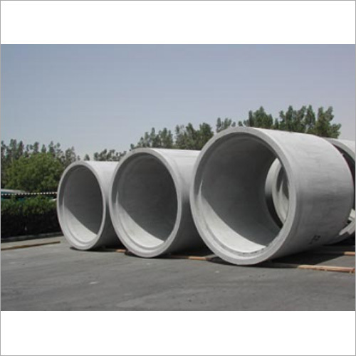Flush Joint RCC Pipe