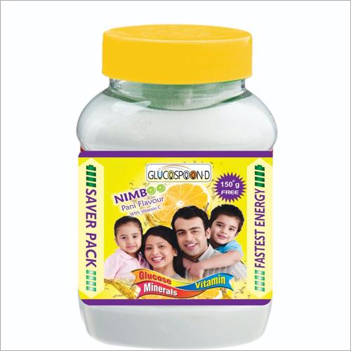 Lemon Flavour With Vitamin C Glucose Powder