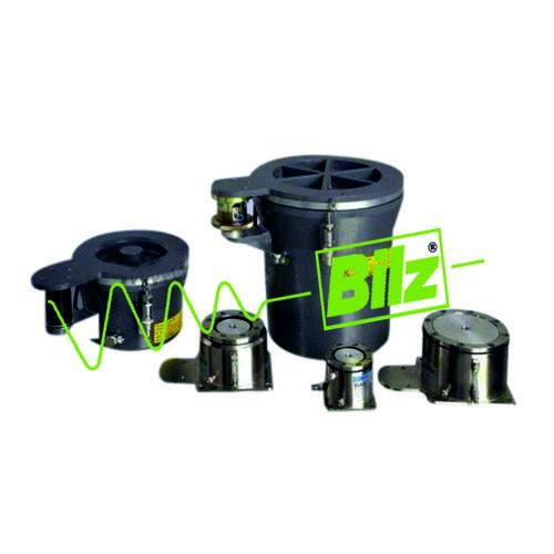 Bilz BiAir Membrane Air Springs for Industrial