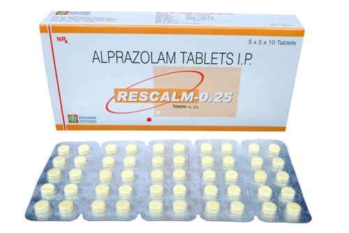RESCALM 0.25 TABLET