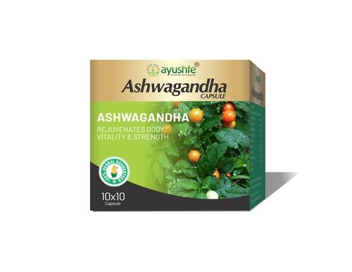 AYUSHE-ASHWAGANDA CAP