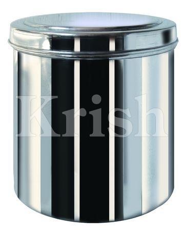 Aluminium Dabba with Cover