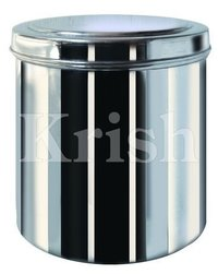 Aluminium Dabba with Cover