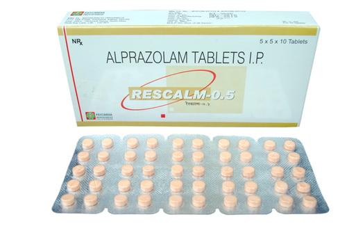 RESCALM 0.5 TABLET