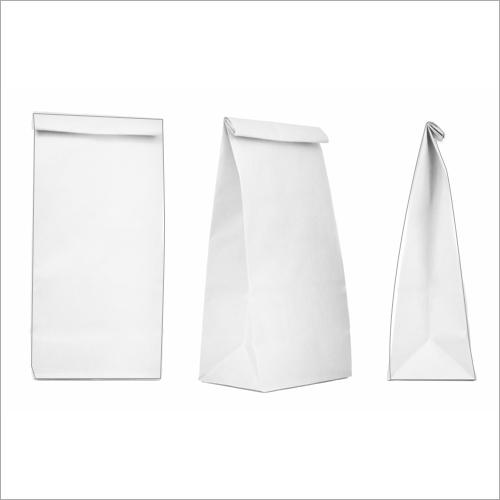 Plain Butter Paper Bag