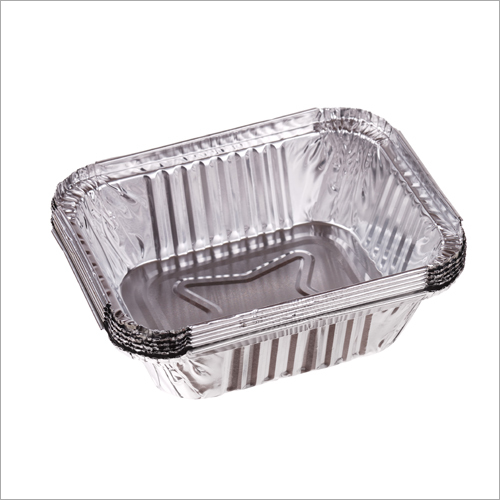 Aluminum Foil Disposable Container