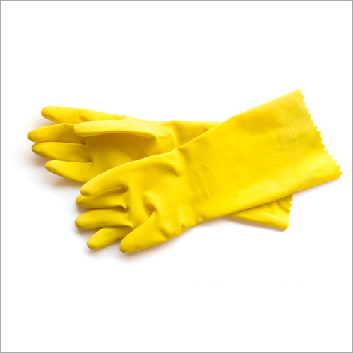 Latex Housekeeping Gloves