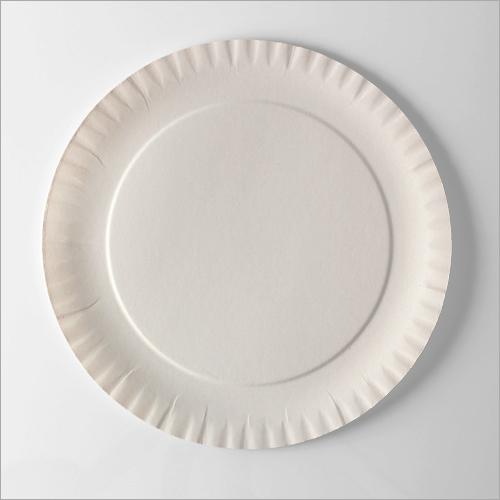 Round Paper Plate