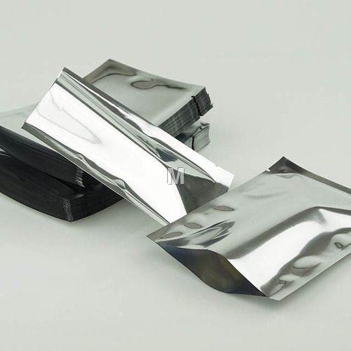 Silver 3 PLY Aluminum Laminated Foil