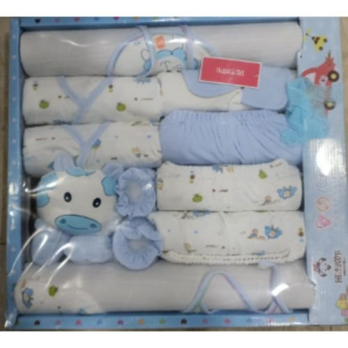 New Born Baby 17 Piece Set