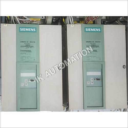 SIEMENS 6RA7000-OMV62-0-Z DC Converter