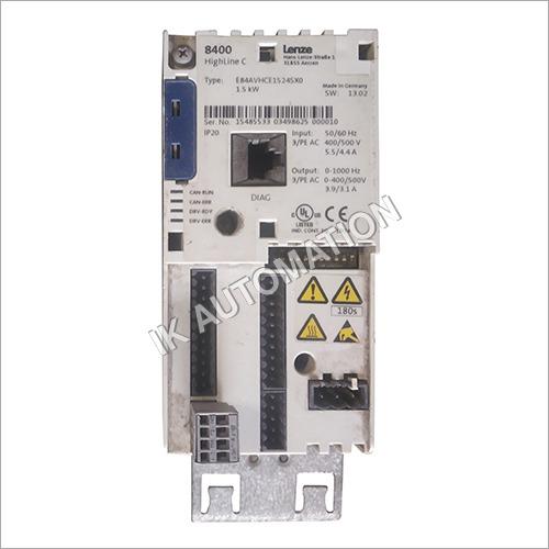 Lenze 8400 Highline C Inverter Drive