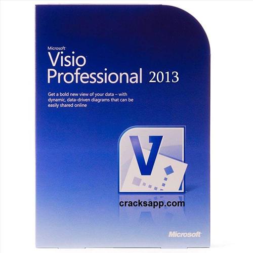 Microsoft Visio 2013 Standard License Key
