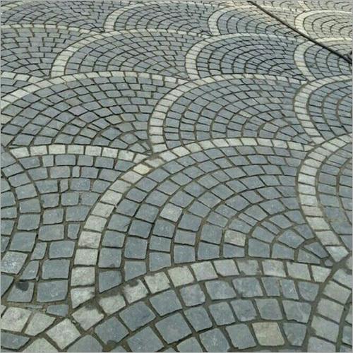 Natural Granite Cobblestone
