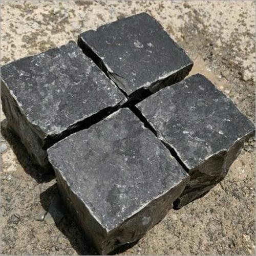 Natural Black Lime Cobblestone