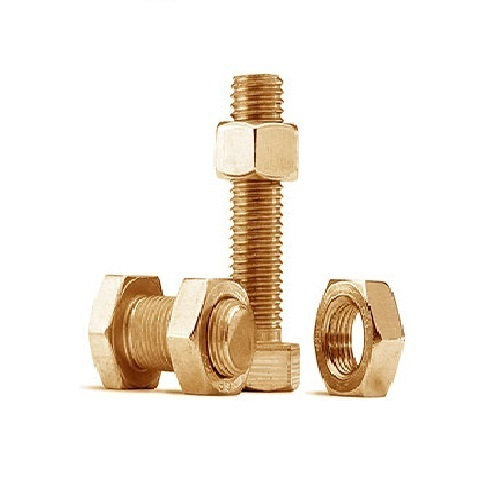 Copper Nickel Hexbolts