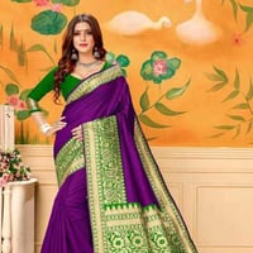 Banarasi kota silk
