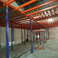 Modular Mezzanine Floor