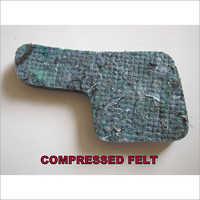 Compressed Felt