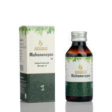 Maha Vish garb oil