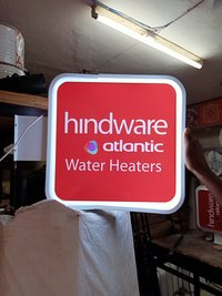 Moulded Glow Signs