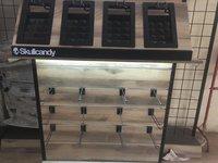 L Shape Checkout Counter