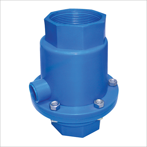 PP Flap NRV Foot Valve