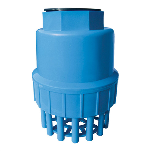 PP Flap Thread Foot Valve