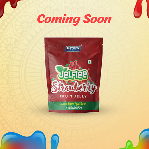 Jelfiee Strawberry Pouch