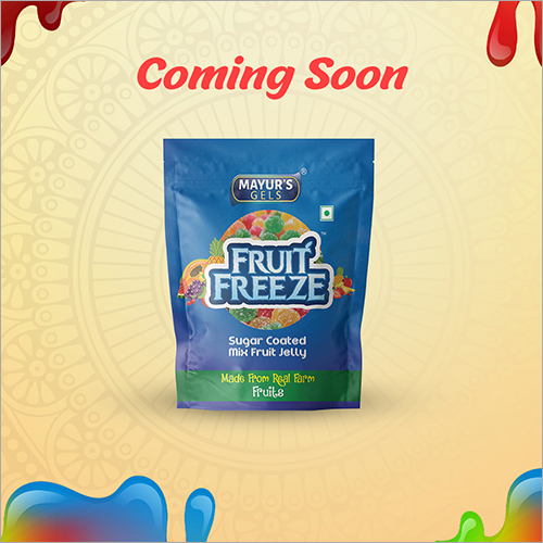 Fruit Freeze Pouch