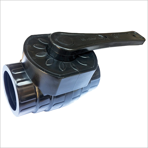 Plastic Top Entry Ball Valve