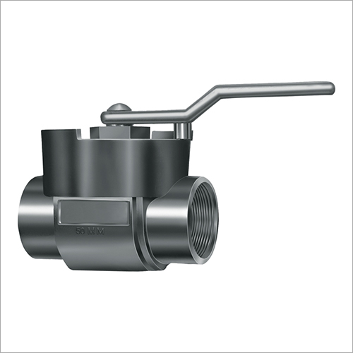 2 Way Plastic Ball Valve