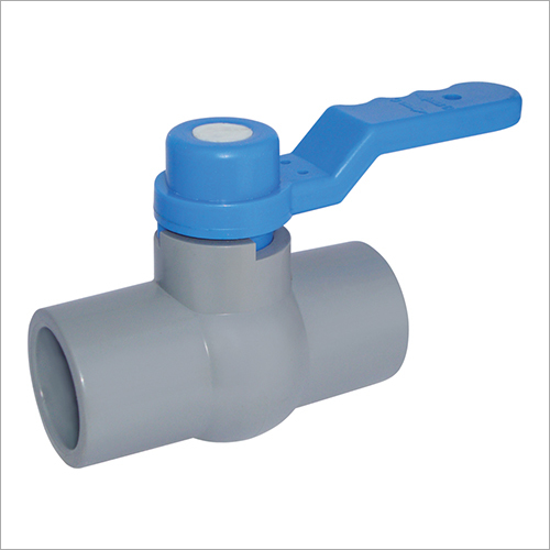 RPVC Long Handle Ball Valve