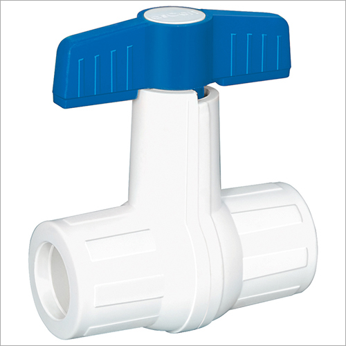 UPVC Concealed Ball Valve
