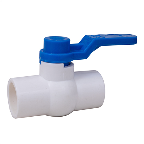 2 Way UPVC Long Handle Valve