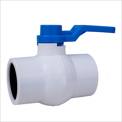 2 Way UPVC Ball Valve