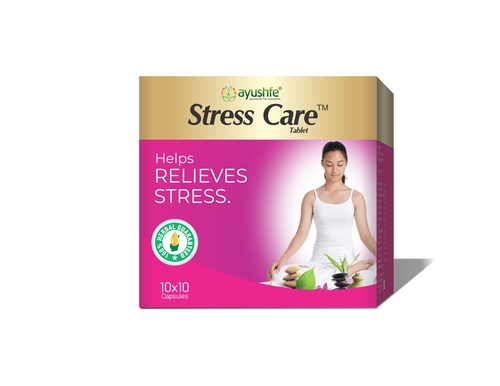 AYUSHFE STRESS CARE