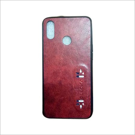Red Designer Mobile Phone Cover